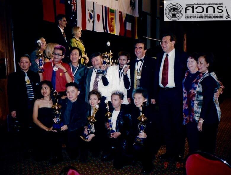 2000 International champion (Australia) 5